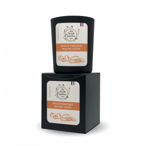 Bougie parfumée praline / légère