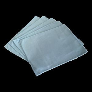 Chiffonettes microfibre - Kit 5 pièces