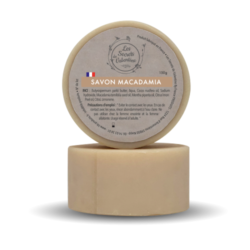 Savon Macadamia